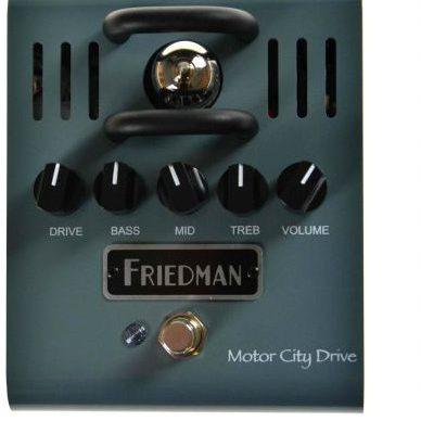 Friedman Friedman Motor City Drive