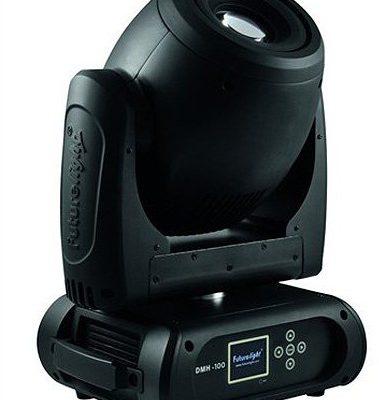 Futurelight 51841960DMH-100RGBW LED Moving-Head 51841960