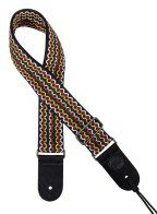 Gaucho GST-184-03 splot multi colors pasek do gitary