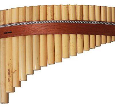 Gewa Premium fletnia Pana, tonacja C-Dur, 18 piszczałek, z torbą materiałową 700285
