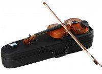 Gewa PS401612 pure SET skrzypce w rozmiarze 3/4 komplet (smyczek, futerał)