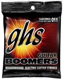 GHS strings Guitar Boomers GB M - Struny, 11-50, Medium GB M