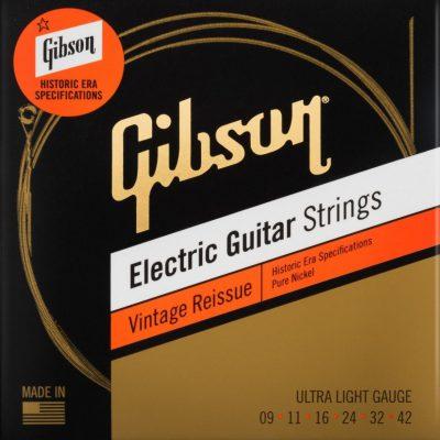 Gibson SEG-HVR9 9-42 Vintage Reissue struny elektryczne