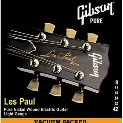 Gibson struny do gitary elektrycznej Les Paul .009- .042 SEGLP9