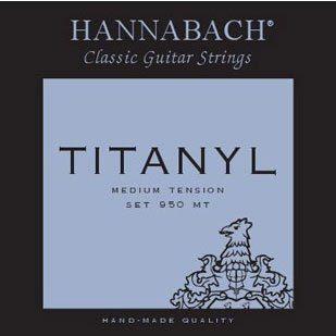 Hannabach 950MT 653147 titanyl