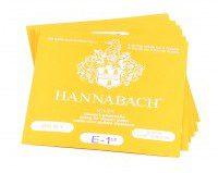 Hannabach E800 SLT struny do gitary klasycznej super light)