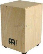 Headliner Meinl HCAJ1-NT Serie Cajon instrument perkusyjny