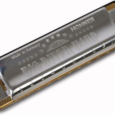 Hohner harmonijki Big River Harp harmonijka ustna w tonacji C M590016