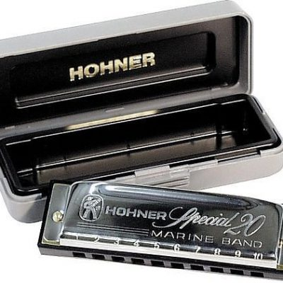 Hohner USTNA SPECIAL 20 560/20 MS - harmonijka ustna