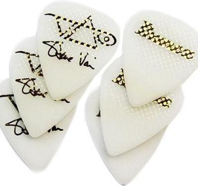 Ibanez B1000SVR-WH - kostka gitarowa do gry, Steve Vai, 6 sztuk,