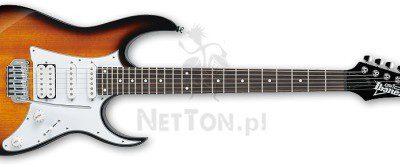 Ibanez GRG140-SB Gio gitara elektryczna z tremolo 1295