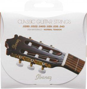 Ibanez ICLS6NT struny Nylonowe do gitary klasycznej Normal Tension
