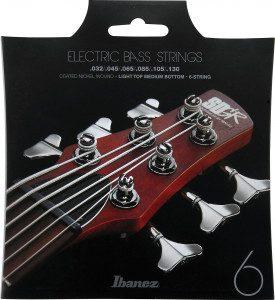 Ibanez IEBS6C komplet 6 strun Light Top medium bottom do gitary basowej elektrycznej
