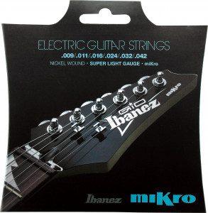 Ibanez IEGS61MK komplet 6 strun do gitary elektrycznej miKro 22,2