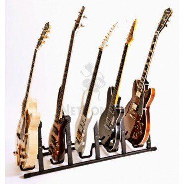 Ibanez STX5E Multi-stojak na 5 gitar 009C-571D4