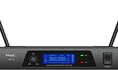 Ibiza 153026UHF radiowy system mikrofon UHF10A