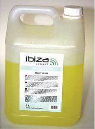 Ibiza Light BUBBLE5L, płyn do baniek mydlanych