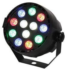 Ibiza par-Mini-RGBW Mini par reflektory LED PAR-MINI-RGBW