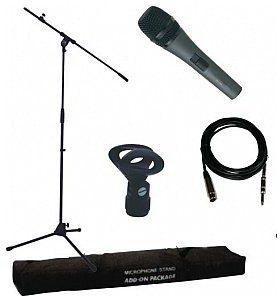 Ibiza Sound SMPACK mikrofon dynamiczny SMPACK