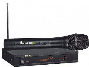 Ibiza Sound Zestaw bezprzewodowy VHF1B Ibiza VHF1B
