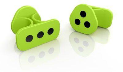 IK Multimedia iRing Green - Kontroler ruchu