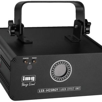 IMG IMG STAGELINE LSX-142SRGY Laser dyskotekowy 36447