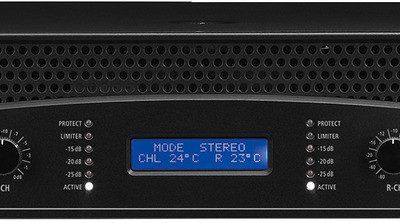 IMG IMG STAGELINE STA-1400 Profesjonalny wzmacniacz stereo PA 39342