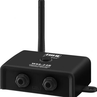 IMG IMG STAGELINE WSA-24R Bezprzewodowy nadajnik stereo 57276