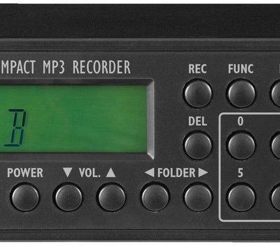 IMG Stage Line DPR-10 Moduł rejestratora MP3 68399