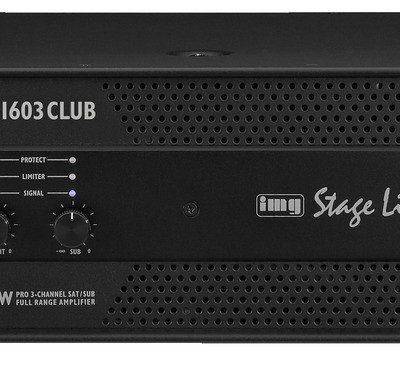IMG Stage Line STA-1603CLUB - końcówka mocy