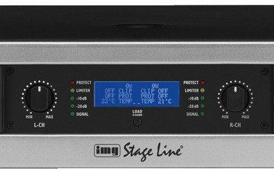 IMG Stage Line STA-235 - końcówka mocy