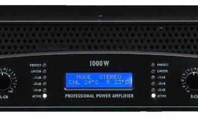 IMG Stage Line STA-600 - końcówka mocy