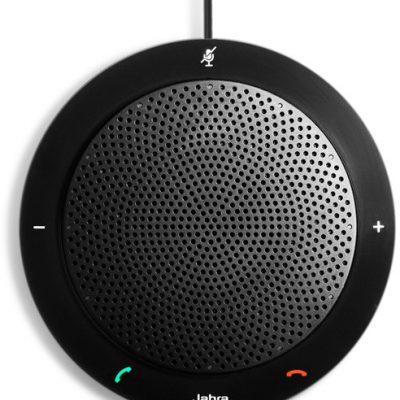 Jabra Speak 410 Ms telefon konferencyjny Pc Czarny