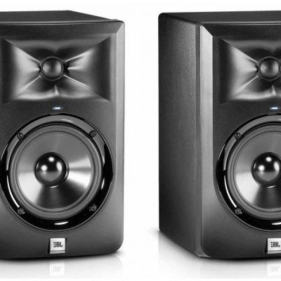 JBL 2x LSR 305 - monitory studyjne aktywne