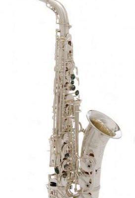 John Packer JP045S - saksofon altowy