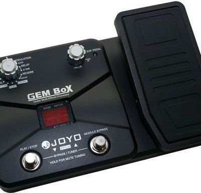 Joyo GEM Box Multi-Effect Processor