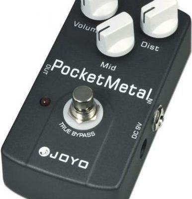Joyo JF-35 Pocket Metal