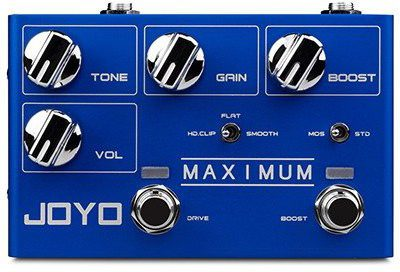 Joyo R-05 Maximum - efekt gitarowy