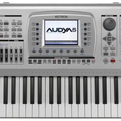 Ketron Audya 5 - zaawansowany keyboard