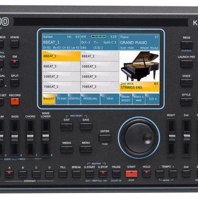Ketron SD 90 Pro Live Station - Keyboard 22839