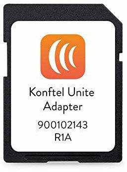 Konftel Unite adapteradapter zapewnia kontrolę zdalnądo  300MX, 300WX,,,,, 900102143 900102143