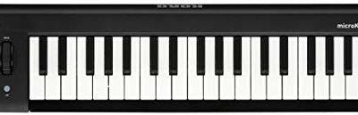 Korg MICROKEY2-37AIR Bluetooth bezprzewodowy i USB kontroler MIDI - 37 klawiszy - czarny MKEYAIR37