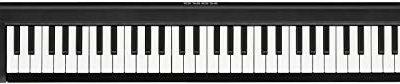 Korg MICROKEY2-61 61 klucz USB kontroler MIDI - czarny MICROKEY261