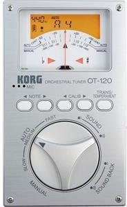 Korg OT-120 Orchestral Tuner Tuner High End TUOT120