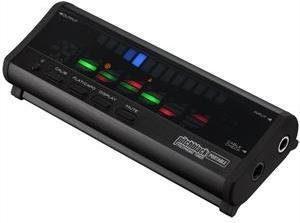 Korg Pitchblack Portable poly tuner czarny TUPBPROBK