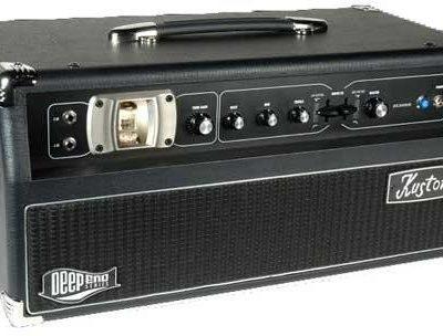 Kustom DE 300 HD wzmacniacz head gitarowy