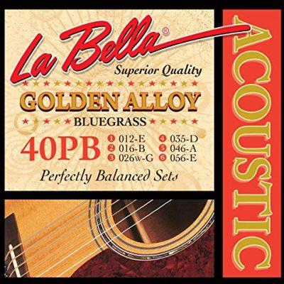 LaBella 40PB złoty stop 012/056 40PB