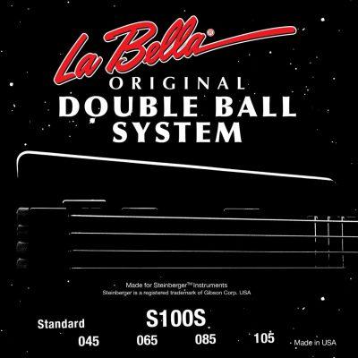 LaBella S100S struny do basu 45-105 Double Bass