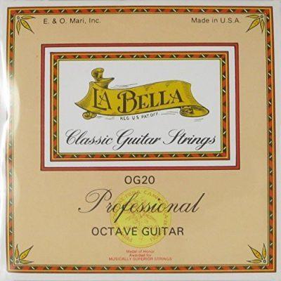 LaBella Struny oktavowe do gitary OG 20