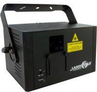 Laserworld CS-1000RGB MKII DMX Ilda laser czerwony zielony niebieski)